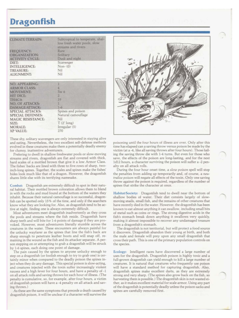 fish-mimicry-fish-dragonfish-tsr-2102-mc1-monstrous-compendium