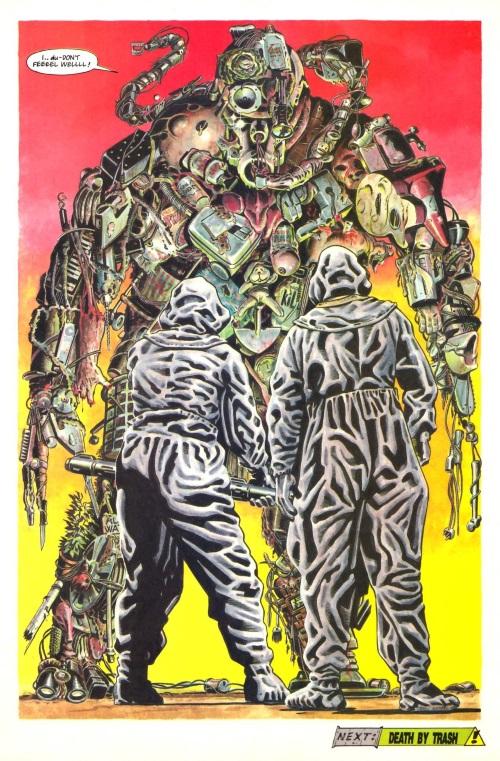 Garbage Mimicry-Garbage Man-Toxic! #28 (Apocalypse)-6