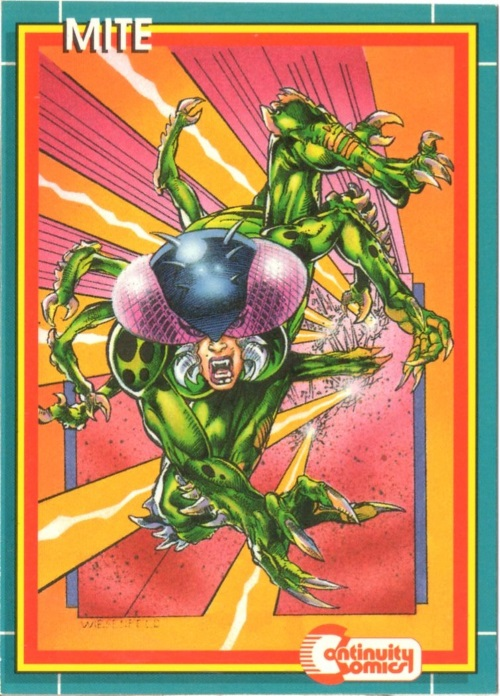 insect-mimicry-continuity-comics-promo-card-mite-20-front