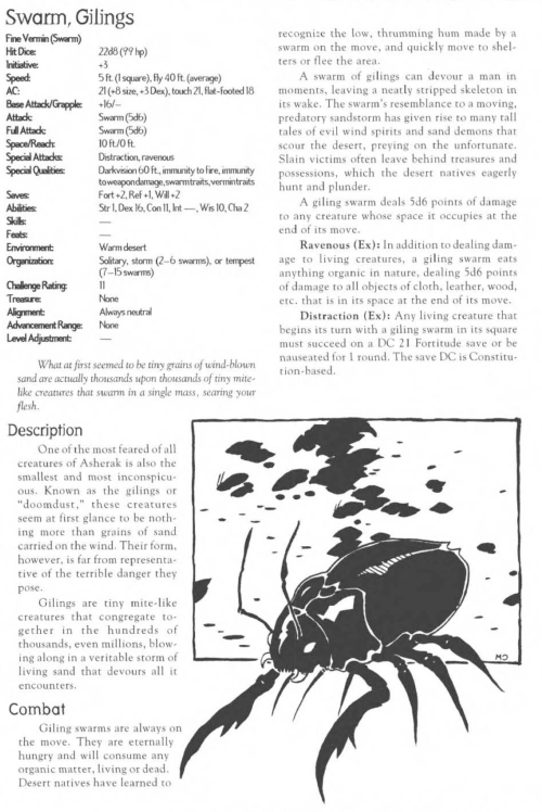 insect-mimicry-gilings-swarm-creature-collection-iii-savage-bestiary