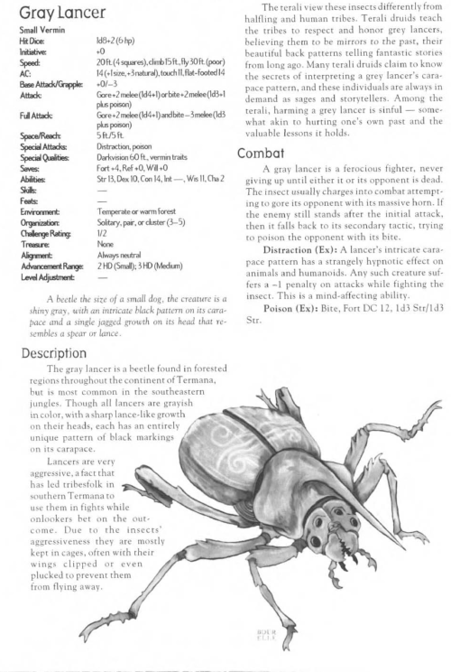 insect-mimicry-gray-lancer-creature-collection-iii-savage-bestiary