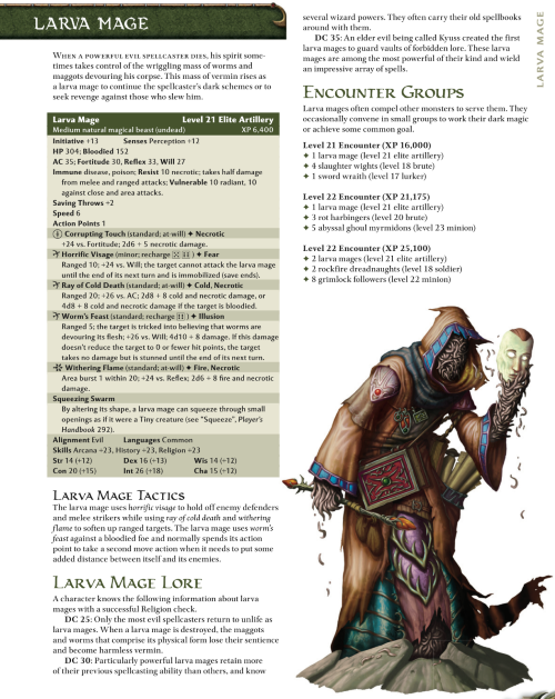 insect-mimicry-larva-mage-dd-4th-edition-monster-manual-1