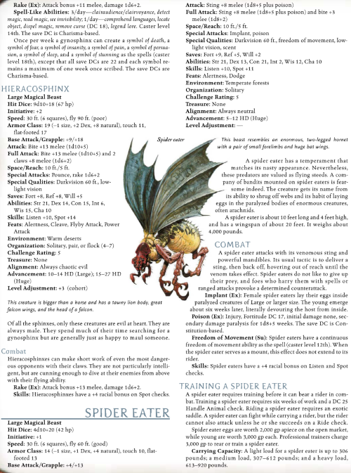 insect-mimicry-spider-eater-dd-3-5-monster-manual-i