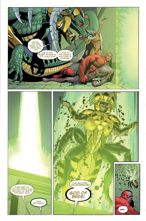 Insect Mimicry–Ah-Muzencab-Hulk v2 056 - Mayan Rule #4