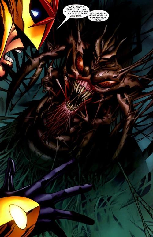 Insect Mimicry–Harrow-Nova V4 #15-1