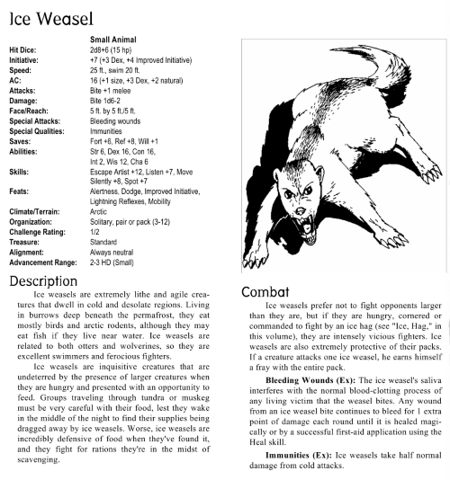 mammalian-mimicry-ice-weasel-creature-collection-i