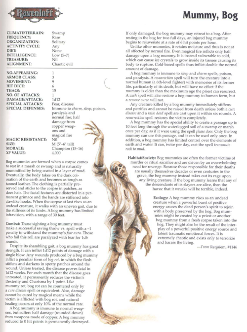 mummy-mimicry-bog-mummy-tsr-2173-monstrous-compendium-annual-volume-4