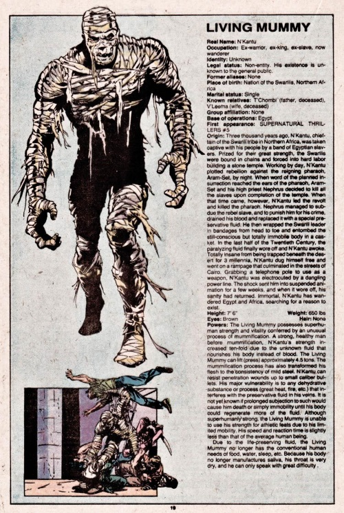 mummy-mimicry-living-mummy-official-handbook-of-the-marvel-universe-v1-6