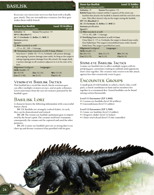 375 Reptile Anatomy Foxhugh Superpowers List