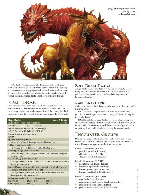 reptile-mimicry-rage-drake-dd-4th-edition-monster-manual-1