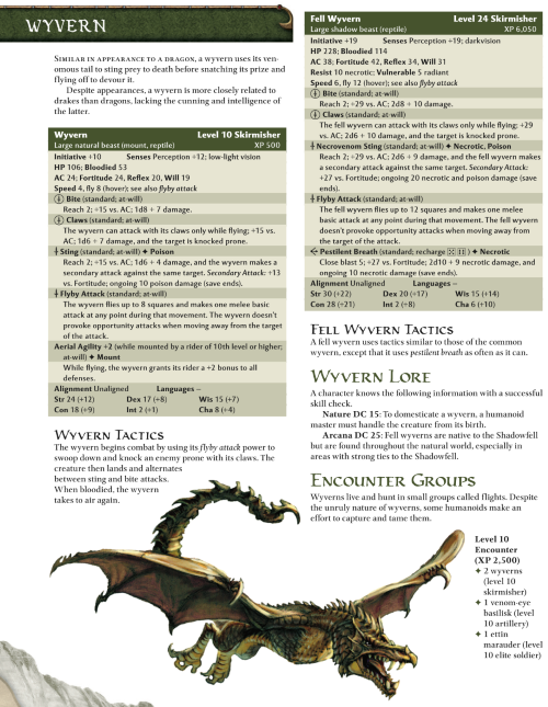 reptile-mimicry-wyvern-dd-4th-edition-monster-manual-1