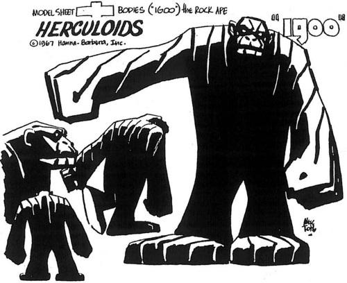 stone-mimicry-herculoids-igoo-hanna-barbera