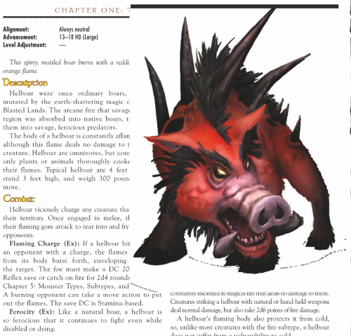 suidae-mimicry-wow-hellboar-world-of-warcraft-monster-guide