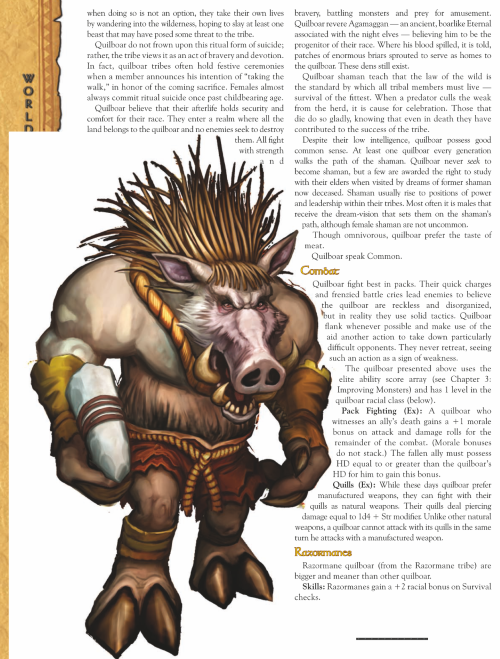 suidae-mimicry-wow-quilboar-world-of-warcraft-monster-guide