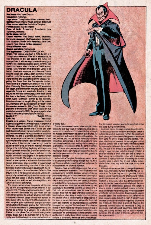 vampire-mimicry-dracula-official-handbook-of-the-marvel-universe-v1-3