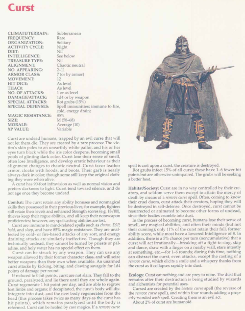 zombie-mimicry-curst-tsr-2158-monstrous-compendium-annual-volume-2