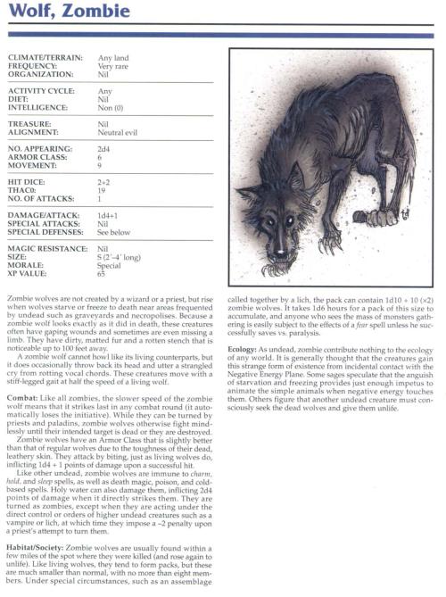 zombie-mimicry-zombie-wolf-tsr-2145-monstrous-compendium-annual-volume-1
