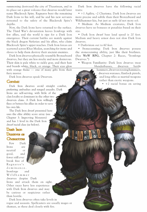 dwarf-mimicry-dark-iron-dwarves-world-of-warcraft-monster-guide