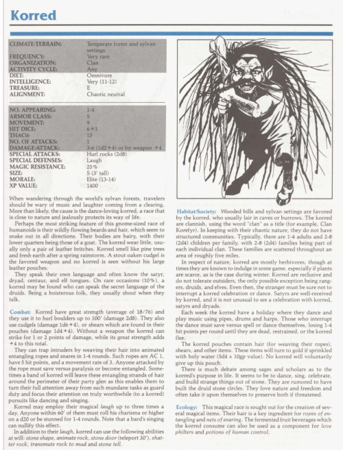 dwarf-mimicry-korred-tsr-2102-mc1-monstrous-compendium