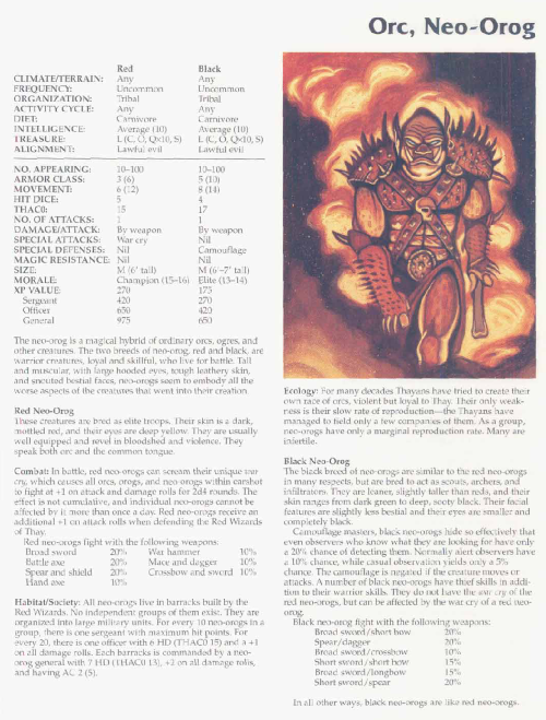 hybrid-mimicry-neo-orog-tsr-2166-monstrous-compendium-annual-volume-3