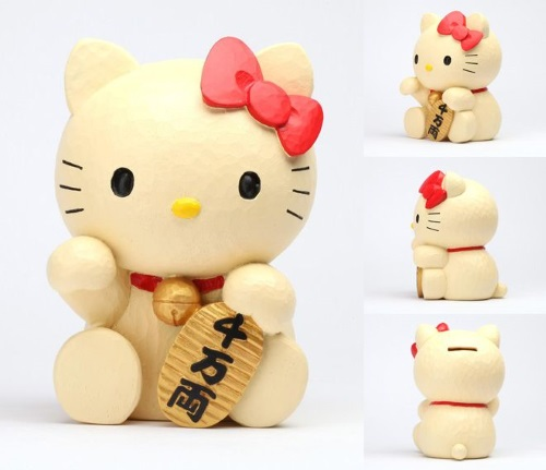 Merging (universes)-Hello Kitty-Maneki Neko