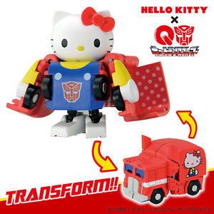 Merging (universes)-Hello Kitty-Transformers