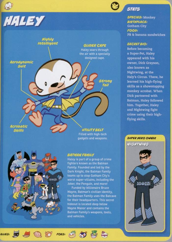 primate-mimicry-dc-ch-haley-nightwing-capstones-dc-super-pets-character-encyclopedia