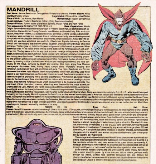 primate-mimicry-marvel-mandril-official-handbook-of-the-marvel-universe-v1-7