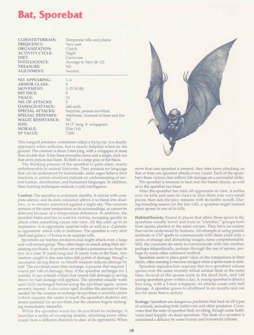 bat-mimicry-sporebat-tsr-2158-monstrous-compendium-annual-volume-2