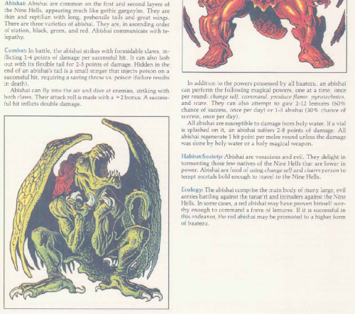 demon-mimicry-abishai-tsr-2140a-monstrous-manual