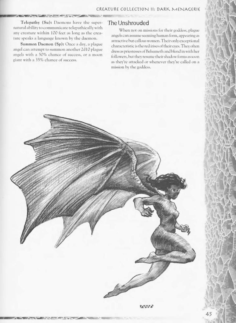125) Demon Anatomy