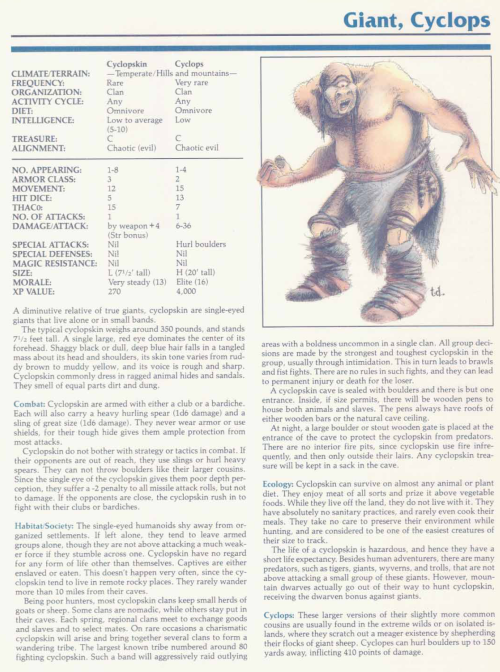 giant-mimicry-cyclops-tsr-2140a-monstrous-manual