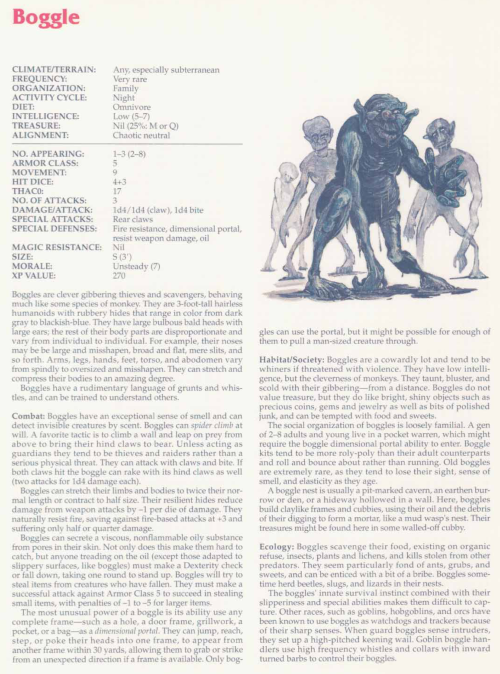goblinoid-mimicry-boggle-tsr-2158-monstrous-compendium-annual-volume-2