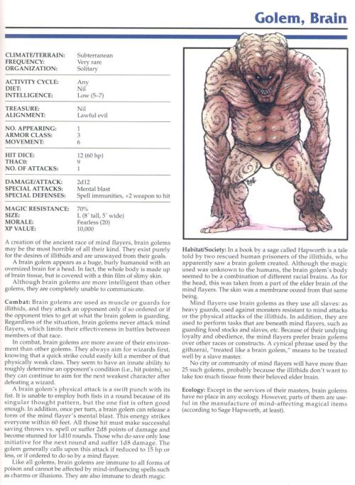 golem-mimicry-brain-golem-tsr-2145-monstrous-compendium-annual-volume-1
