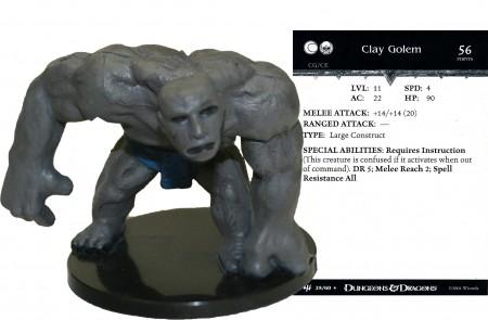 golem-mimicry-dd-clay-golem-25-archfiends-dd-miniatures