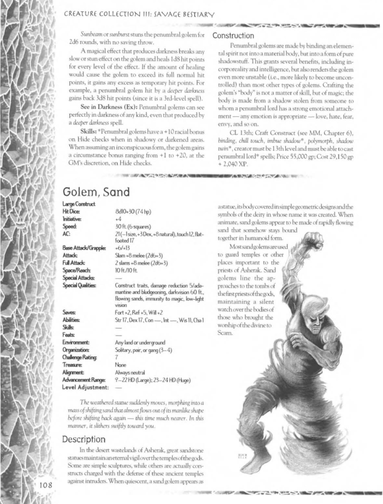 golem-mimicry-dd-sand-golem-creature-collection-iii-savage-bestiary