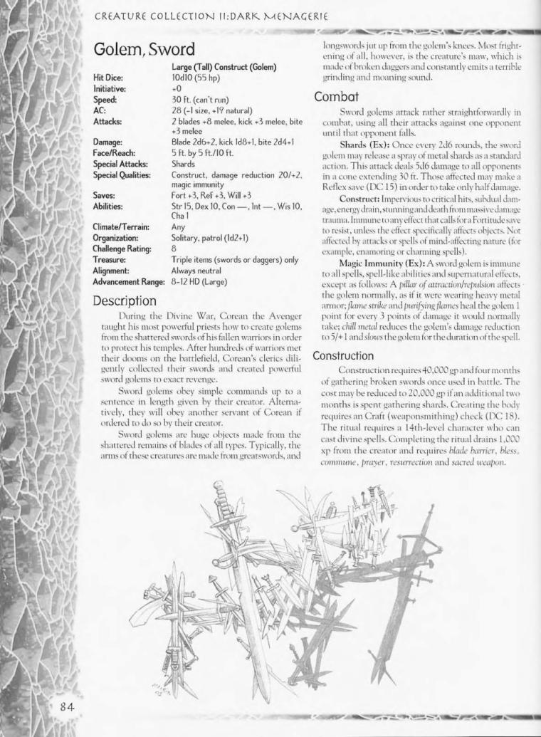 golem-mimicry-dd-sword-golem-creature-collection-ii-dark-menagerie