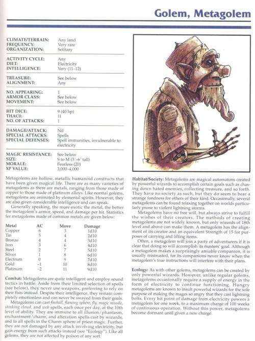 golem-mimicry-metagolem-tsr-2145-monstrous-compendium-annual-volume-1