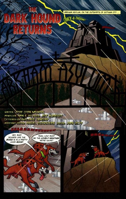 Hyena Mimicry-DC-Bud and Lou-Krypto the Superdog #1