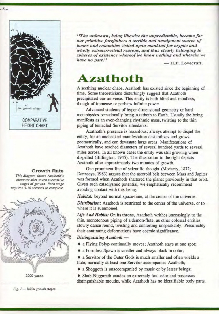 Hyperdimensional Mimicry-Azathoth-Field Guide to Cthulhu Monsters-1