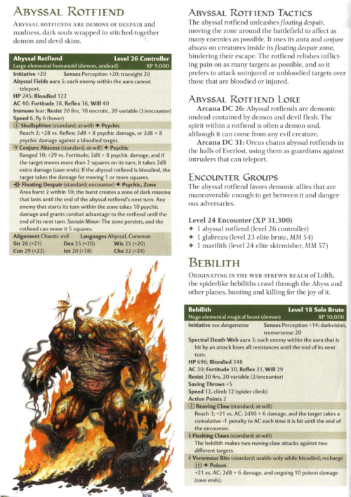 insanity-manipulation-others-abyssal-rotfiend-dd-4th-edition-monster-manual-2