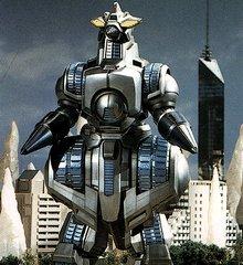 Robot Mimicry-Godzilla-Moguera