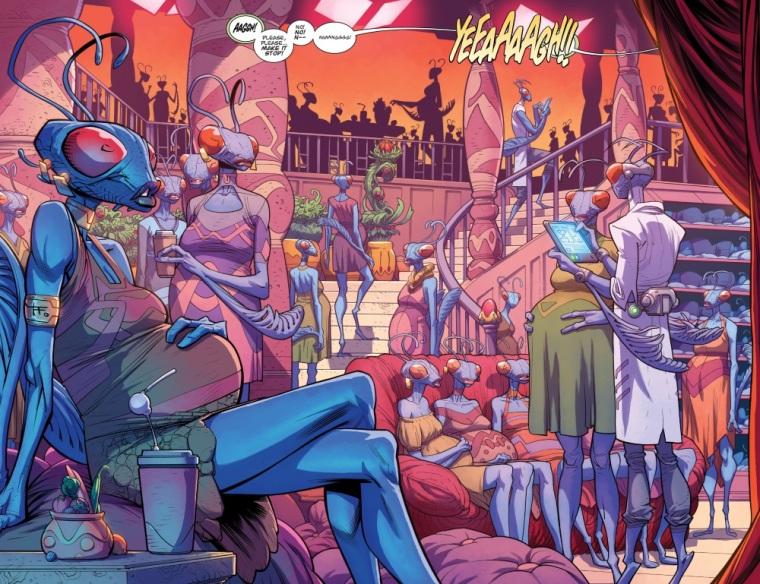 Super Fecundity-Grand Regent Thragg-Invincible #115 (2014)-1