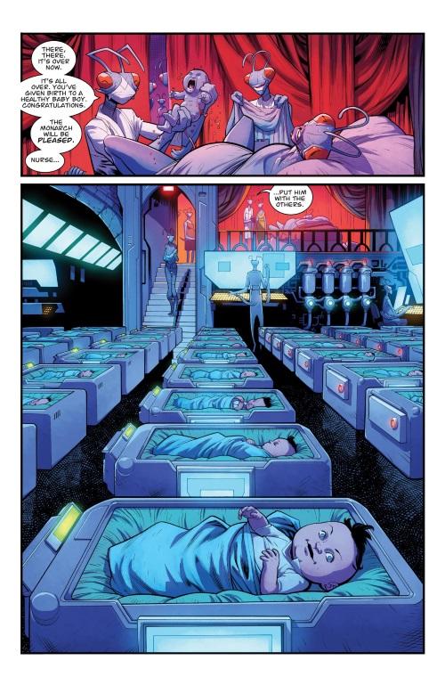 Super Fecundity-Grand Regent Thragg-Invincible #115 (2014)-2