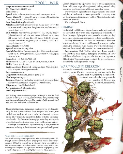 troll-mimicry-war-troll-dd-3-5-monster-manual-iii