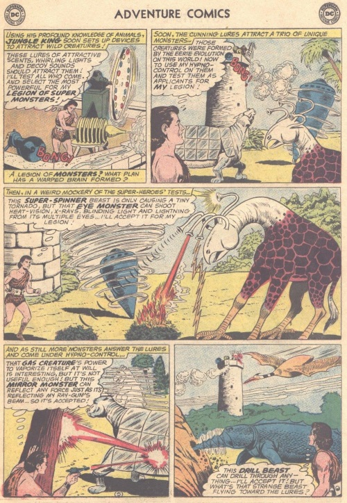 drill-protrusion-drill-beast-adventure-comics-legion-of-super-heroes-309-1963