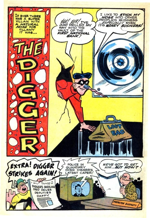drill-protrusion-the-digger-archies-madhouse-39-1965