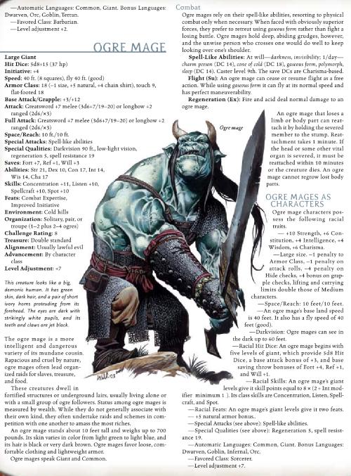 322 ogre anatomy foxhugh superpowers list rh foxsuperpowerlist com Monster Manual PDF 5E Monster Manual PDF