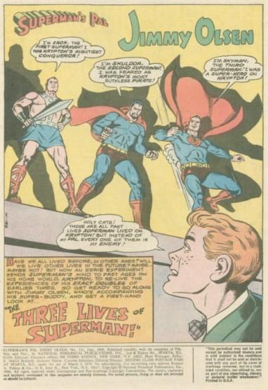 374) Reincarnation (self) – Foxhugh Superpowers List