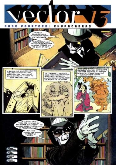 466) Vampire Anatomy – Foxhugh Superpowers List